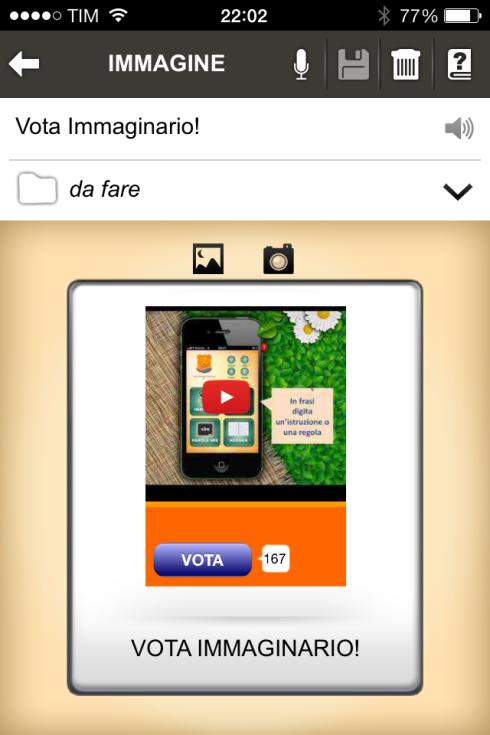 carta vota